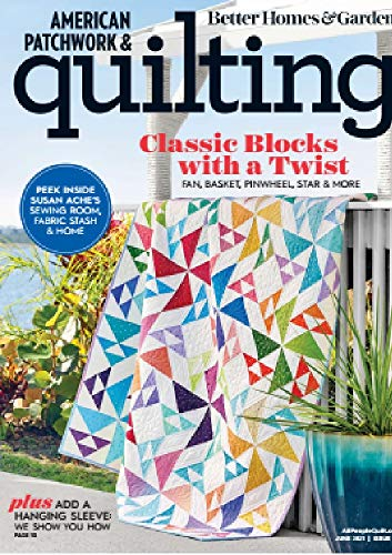 American Patchwork & Quilting (English Edition)