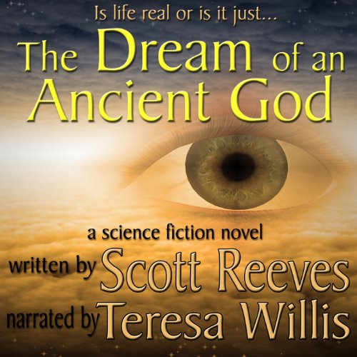 The Dream of an Ancient God audiobook cover art