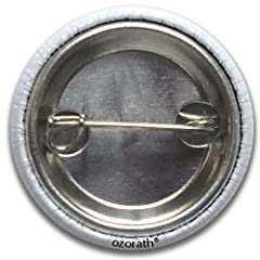 Ozorath YOUNG AT HEART BADGE BUTTON PIN (Size is 1inch/25mm diameter) RETIREMENT GIFT #2
