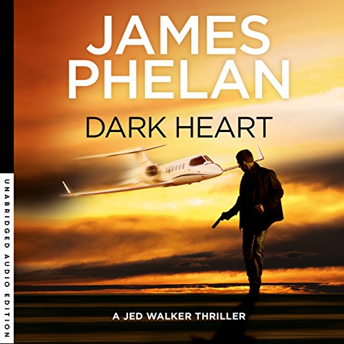 Dark Heart audiobook cover art