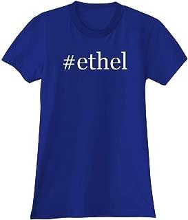#Ethel - A Soft & Comfortable Hashtag Women's Junior Cut T-Shirt