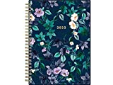 Blue Sky Nightfall Clear Weekly/Monthly PP Safety Wirebound Notes Planner, 5' x...
