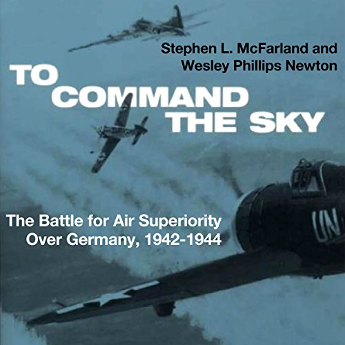 To Command the Sky audiobook cover art