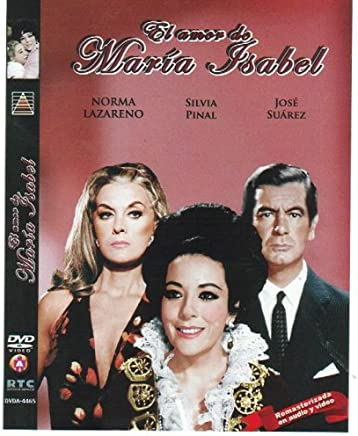 EL AMOR DE MARIA ISABEL BY SILVIA PINAL [NTSC/REGION 1 & 4 DVD