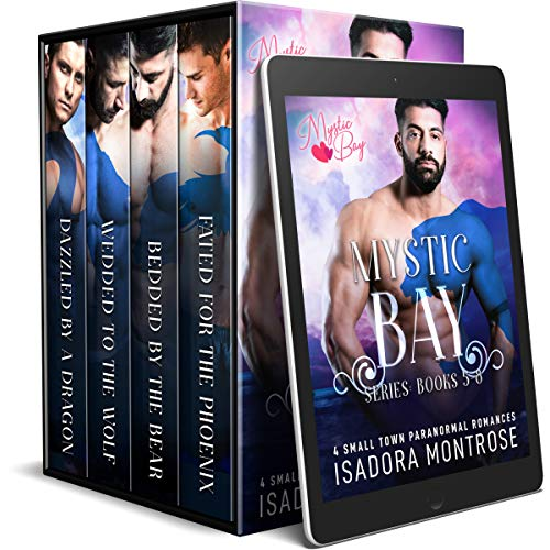 Mystic Bay Series Books 5-8: A Small Town Paranormal Romance Bundle