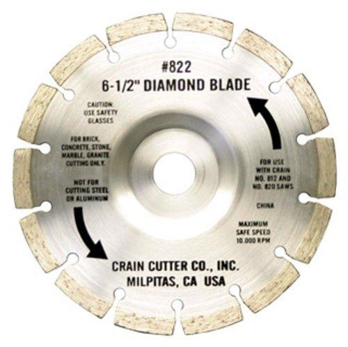 Marshalltown 822SB Flooring & Tiling Blade Crain Diamond Undercut Saw Blade