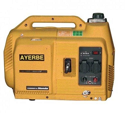 Ayerbe - Petit groupe électrogène Honda insonorisé, 89dB/1000W