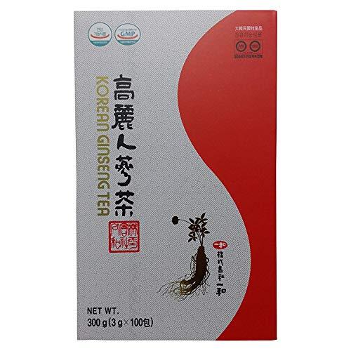 IL HWA 300g(100p X 3g) Raíces de Panax Ginseng Coreano Extracción de té, Alta Ginsenoside