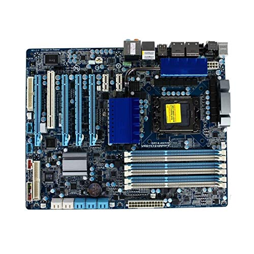 Placa base de ordenador para Gigabyte GA-X58A-UD3R 1366, X58 L5639 L5520 Motherboard Gaming Motherboard