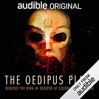 Audible Theatre Collection: Oedipus                   By:                                                                                                                                 Sophocles,                                                                                        Ian Johnston - translator                               Narrated by:                                                                                                                                 Jamie Glover,                                                                                        Hayley Atwell,                                                                                        Michael Maloney,                   and others                 Length: 5 hrs and 10 mins     16 ratings     Overall 4.4