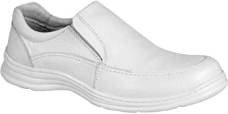 Sapato Confort Plus Couro Bmbrasil Liso 2711
