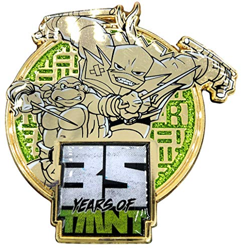 Old Meets New - Raphael: 35 Years of TMNT Collectible Pin