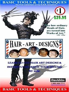 Hair Art Designs  Basic Tools & Techniques