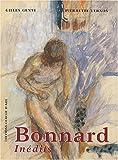 Bonnard inédit - L'Oeuvre sur papier