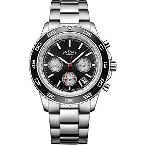 Rotary Reloj de Pulsera GB00410/04
