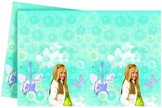 Procos Plastic Hanna Montana Table Cover - 120 x 180 cm, Multi Color