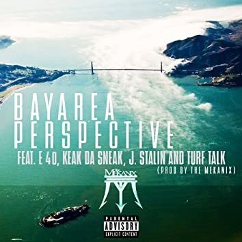 Bay Area Perspective (feat. E-40, Keak da Sneak, J. Stalin & Turf Talk) - Single