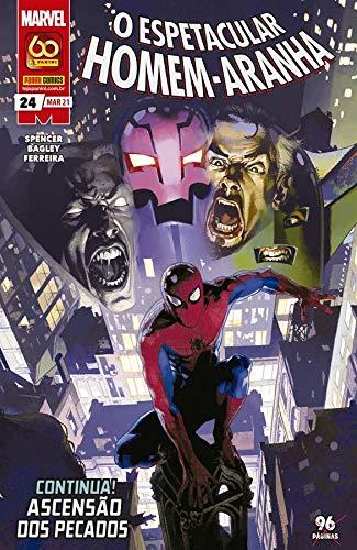 O Espetacular Homem-aranha Vol. 24