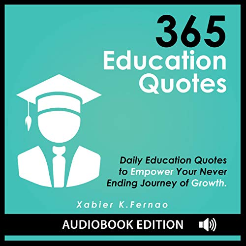 365 Education Quotes cover art
