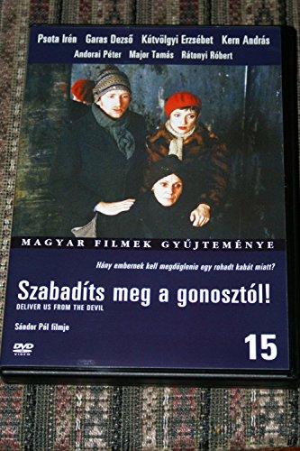 Szabadíts meg a gonosztól / Deliver us from Evil / Hungarian Film - Region 2 / Magyar Filmek Gyujteménye 15.