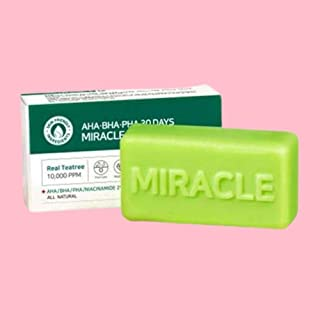 Ifactory SomeByMi [Somebymi] Aha. Bha. Pha 30Days Miracle Cleansing Bar Soap/Exfoliation/Impurity Cleaning/Pore Cleaning 1...