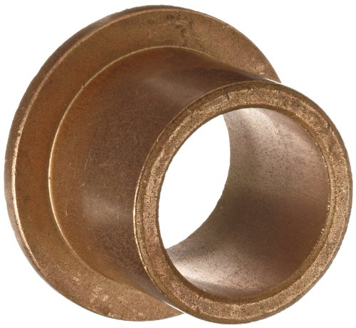 Packof 2 Oilite Bunting Powdered Metal Bronze Bearings Bushing 3//4 x7//8 x1-1//4