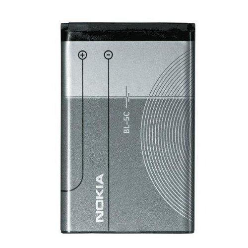 Original NOKIA BL5C Akku für NOKIA 5130 Xpress Music 950 mAh, LI-POLYMER