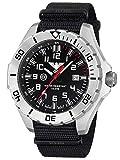 KHS Tactical reloj hombre Landleader Steel KHS.LANS.NB