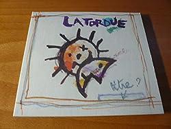 LA TORDUE - - CD - PROMOTIONAL ITEM - sampcd11969