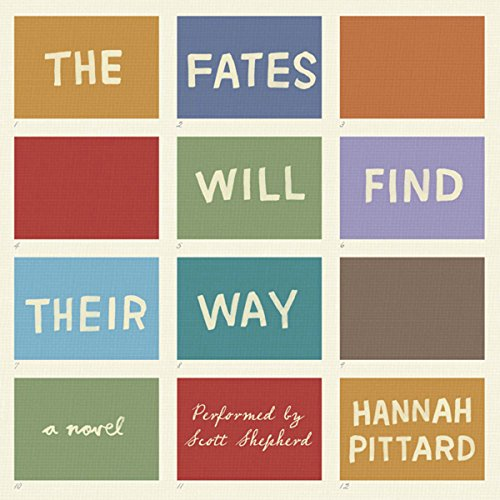 Couverture de The Fates Will Find Their Way