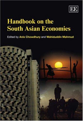 Handbook on the South Asian Economiesの詳細を見る