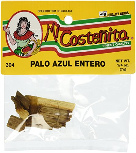 Palo Azul Blue Stick Medicinal Herb 1/4 Oz 7g Bag