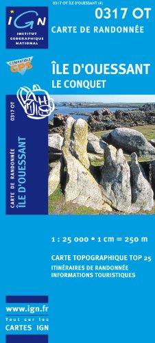 Ile D'Ouessant GPS: Ign.0317ot