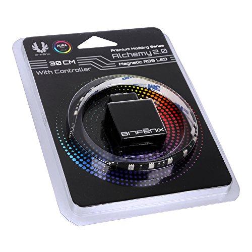 BITFENIX RGB LED Strip Alchemy 2.0 MAGNETICA 30 CM. 15 Leds + Cont 30 CM. Leds RGB/Controlador