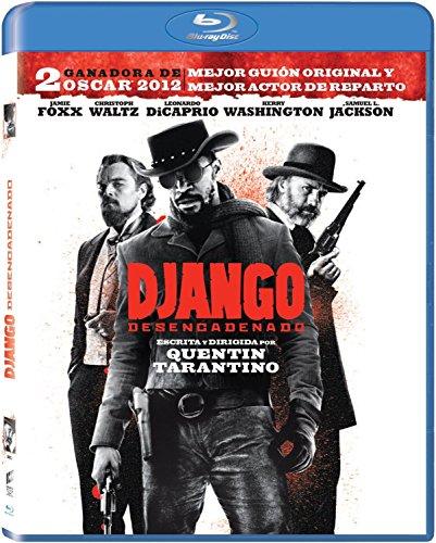 Django Desencadenado - Bd [Blu-ray]