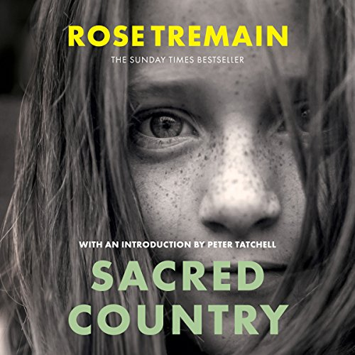 Sacred Country audiobook cover art