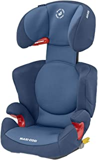 Maxi-Cosi Rodi XP FIX-Kindersitz, ISOFIX Booster-Sitzerhöhung, 3,5 - 12 Jahre, 15 - 36 kg, Basic Blue blau