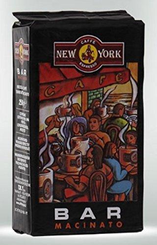 New York BAR macinato 250g - gemahlen für Siebträger