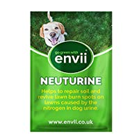 Neuturine is a grass repair treatment that repairs and prevents lawn burn caused by dog and other pet urine Doesn't require your pet to eat or drink anything and is safe for all animals and children Natural, bacterial product that is 100% natural and...