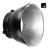 GODOX AD-R6 7''/169mm Estándar Bowens Monte Reflector para Godox AD600B AD600BM Flash portátil (AD-R6)