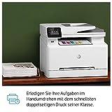 Multifunktions-Farblaserdrucker Test