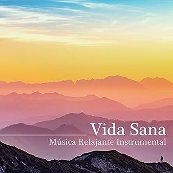 Vida Sana - Música Relajante Instrumental, Sonidos de la Naturaleza(Lluvia, Olas del Mar, Tormenta, Vento), Paz Interior, Serenidad, Bienestar