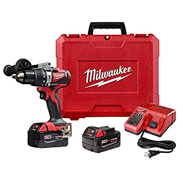 Milwaukee M18153; 1/2 Compact Brushless Drill/Driver Kit, 2702-22CT, Lot of 1