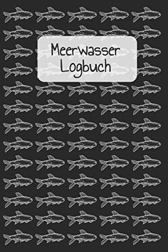 Neonsalmler - Meerwasser Logbuch: Meerwasser Logbuch: Messwerte für Salinität, Temperatur und Salzgehalt, Karbonathärte und Calcium, Magnesium und Nitrit, Nitrat und Phosphat, etc.