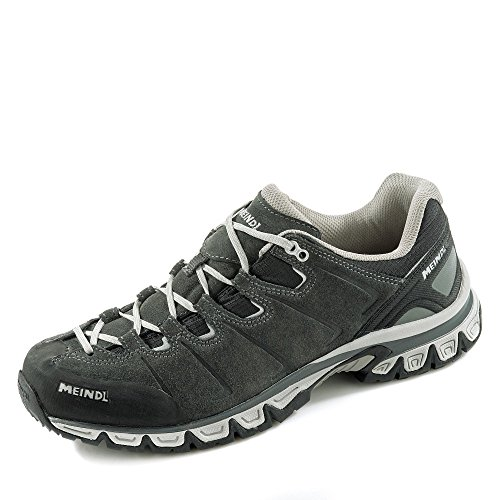 Meindl Unisex Crib Shoe, Anthrazit, 41.5 EU