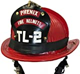 LINE2design Firefighter Helmet Bands - Heavy Duty Rubber Helmet Band Fits For Modern & Traditional Style Fire Helmets Pack of 3 - Black