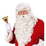 WIDMANN S0785 - Peluca Papá Noel