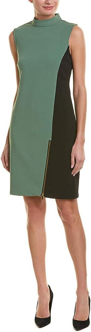 Sharagano Women's Colorblock Dress