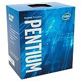 Intel Pentium G4600 - Procesador con tecnología Kaby Lake (Socket LGA1151, Frecuencia 3.6 GHz, 2 Núcleos, 4 Subprocesos, Intel HD Graphics 630)