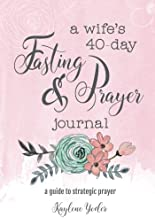 fasting and prayer journal